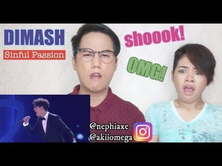 Singers React to Dimash Sochi Peformance Грешная Страсть Sinful Passion REACTION
